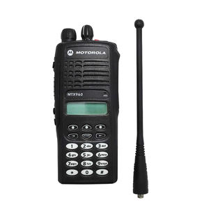 800 mhz MTX960 UHF/VHF walkie-talkie langstrecken Motorola mit display