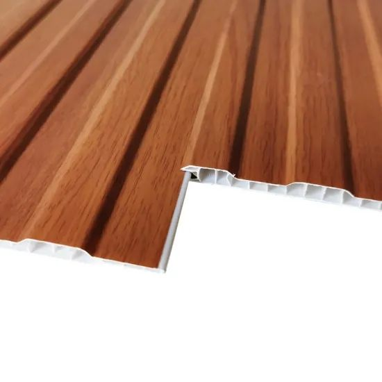 Tongue and Groove PVC Great Wall Panel Vinyl Laminated 3D Ceiling Design for Bedroom/Bathroom