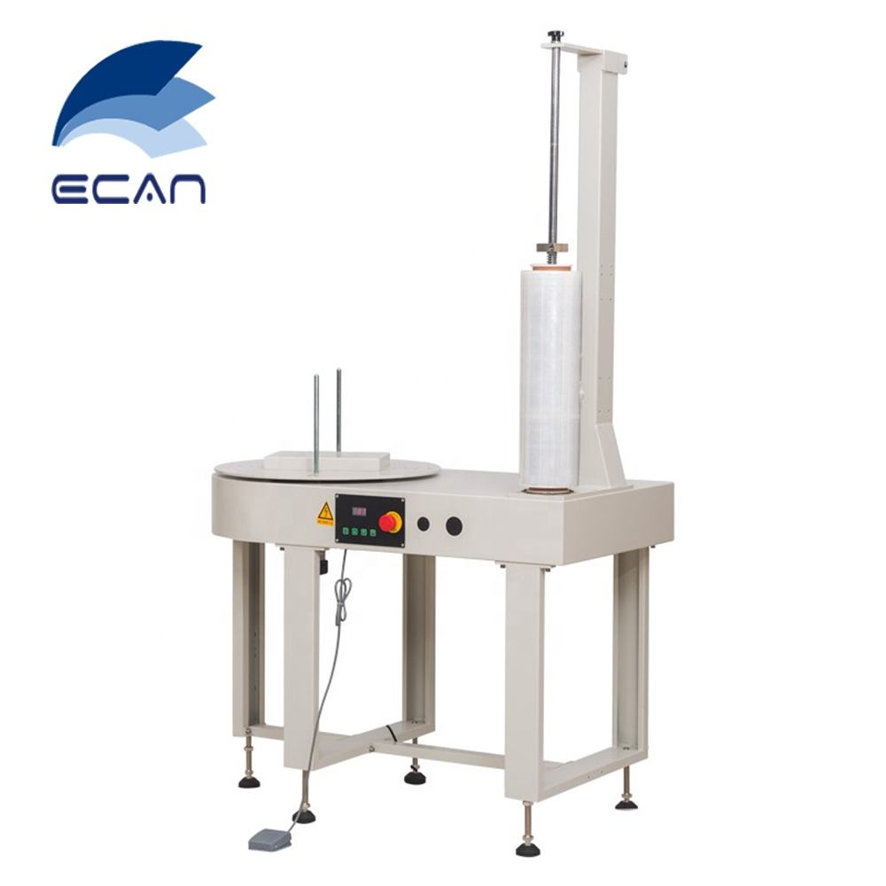 <span class=keywords><strong>Machine</strong></span> de <span class=keywords><strong>d</strong></span>épose de films extensibles, semi-automatique, DBC800