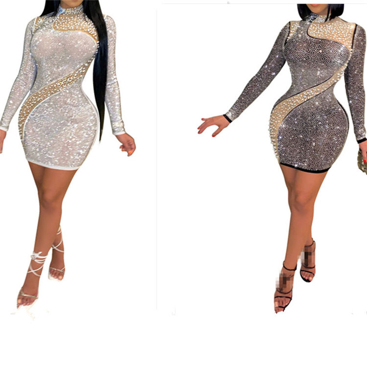 Wholesale Formal Pencil Midi Bodycon Career Official Dresses for Women