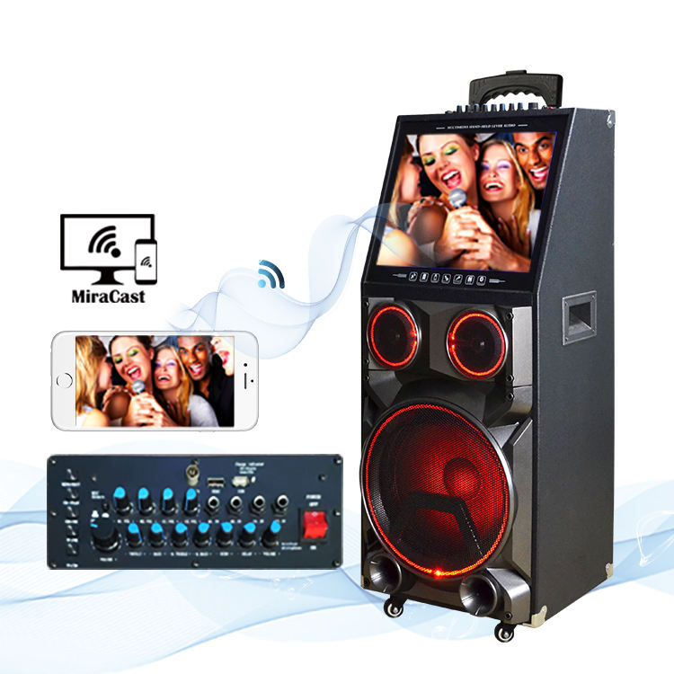 Stage Dancing Home Outdoor Karaoke Blue-tooth Speaker