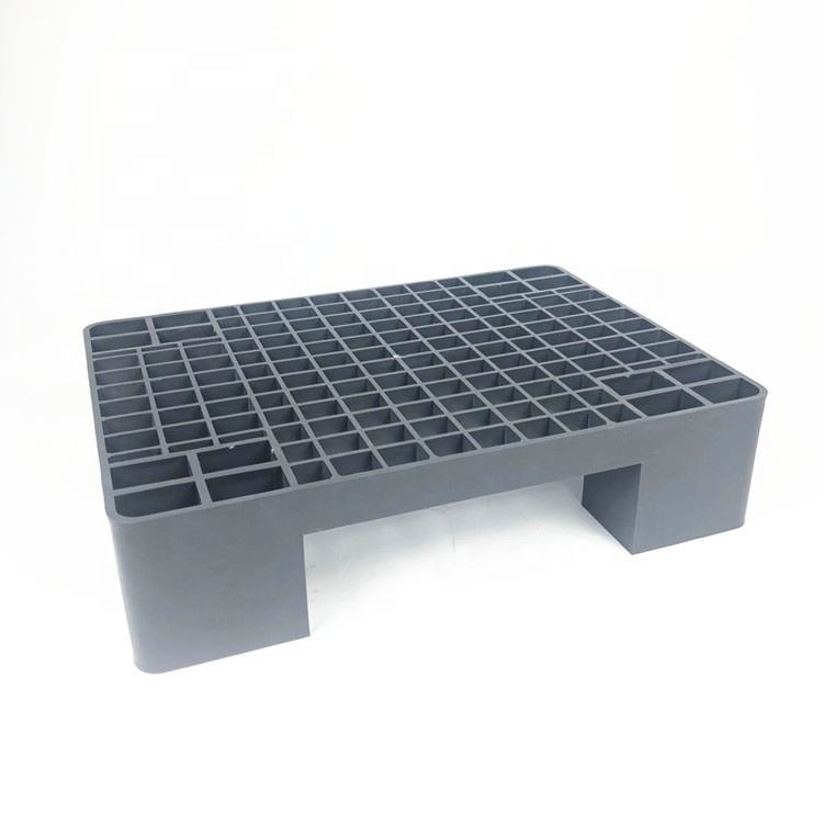 Cheap Reinforced Single Faced Stackable Mini Euro Plastic Pallets for Sale