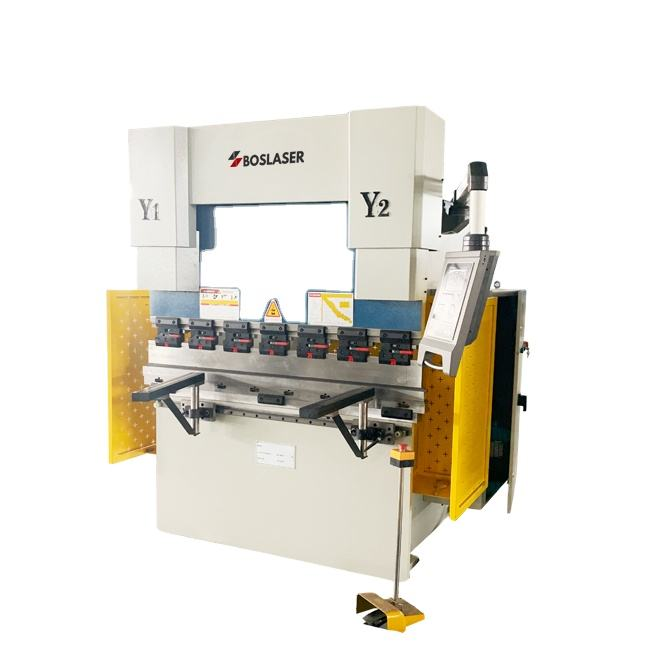 hydraulic cnc press break steel plate brake press WC67k hydraulic bending machine for hot sale
