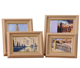 Customized Wood Picture Frame, China Photo Frame For Home Decor, multiple specifications can be customized
