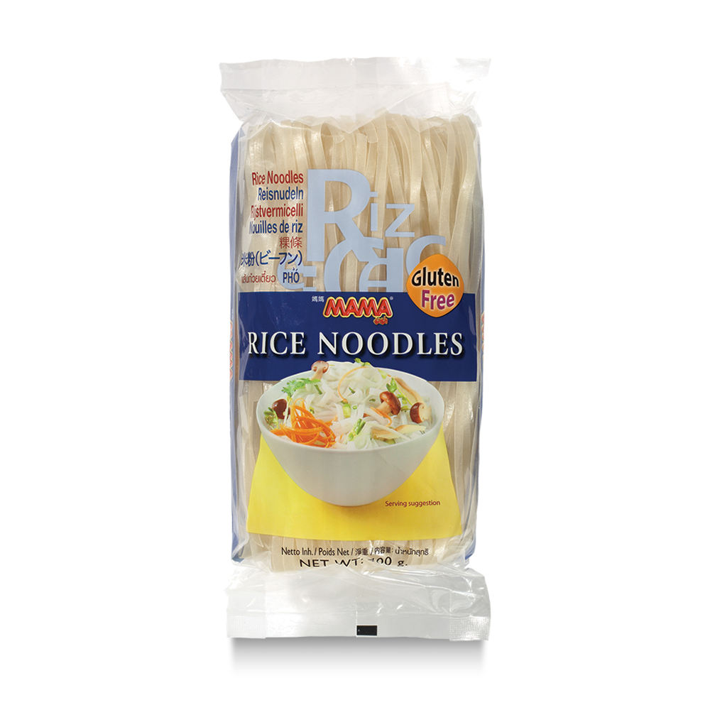 Wholesale Imported Delicious Mama Rice Noodles 400g (2,3,5mm.)