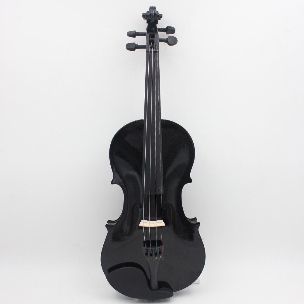 Wholesale Cheap price Kids Beginner Music Gift 4/4 1/8 Violin with Case Bow Rosin Accessories
