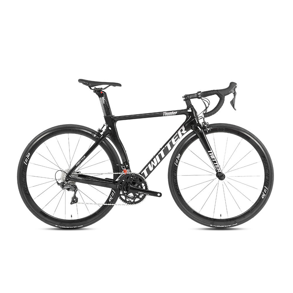 China Direct bicycle factory lightweight Complete carbon fiber cheap road bikes