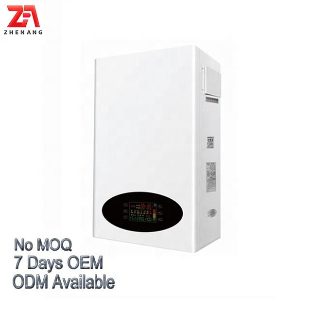 Zhen Ang 12KW Indoor induction electric central floor heating hot water boiler for hotel