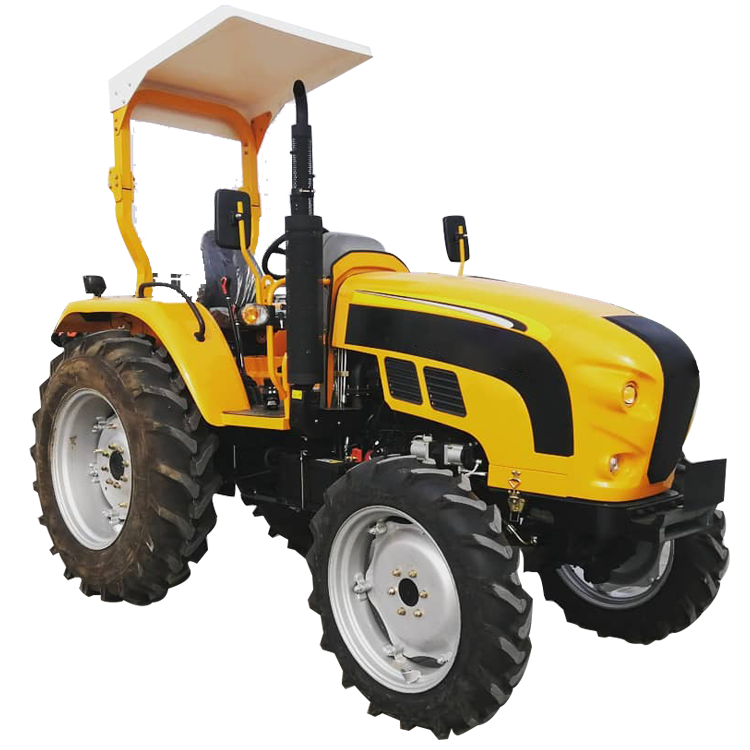 March Expo New Arrival 70HP Chinese Small Tractor For Farm