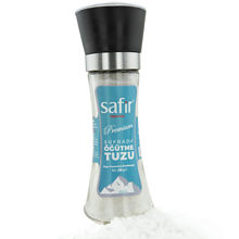 Rock Salt Grinder Non-Iodized - High Quality Ceramic Blade Salt Grinder- Refillable