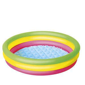 Bestway 51104 3 anello del capretto gioco piscina all'aperto di estate piscina