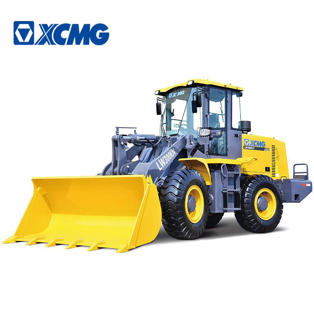 Xuzhou Xcmg Heavy Machinery Co Ltd Loader Macchina 3 Ton 4 Ton 5 Ton 6 Ton Pale Gommate in Vendita