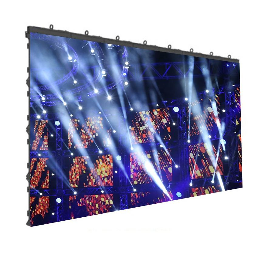 Full color p2.6 p2.9 p3.91 led panel matrix displays interior stage led wall p2 p3 p4 led screen rental indoor LED Display