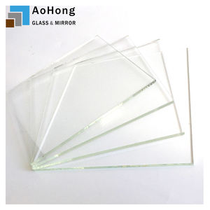 4-12mm Ultra White Glass Extra Clear Float Glass