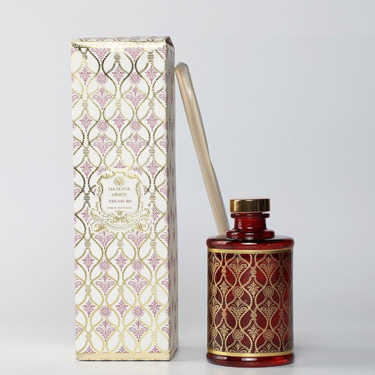 M e SENSO di Fabbrica Direttamente Fornisce Decorazione Della Casa India 180ml Bottiglie Diffusore a Lamella