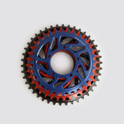 Customized high quality die casting  Aluminium chain sprockets