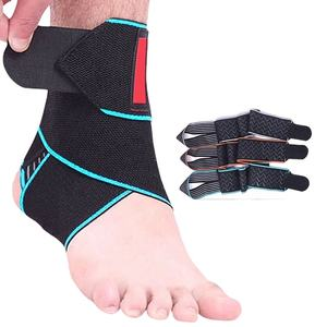 CE Elastic Approved adjustable elastic band Breathable strap ankle brace