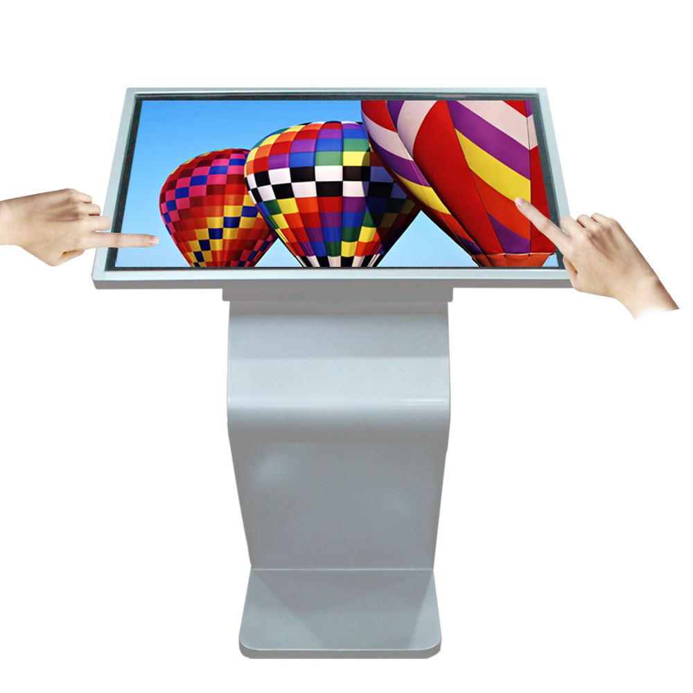 Infrared Touch Screen Digital Signage and Displays Kiosk Advertising Display Advertising Players Screen