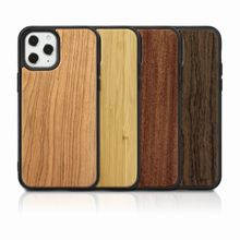 Factory Wholesale Hot Custom Blank Bamboo Wood Phone Case Back Cover For Iphone 12 Mini 11 Pro Max 7 8 Plus