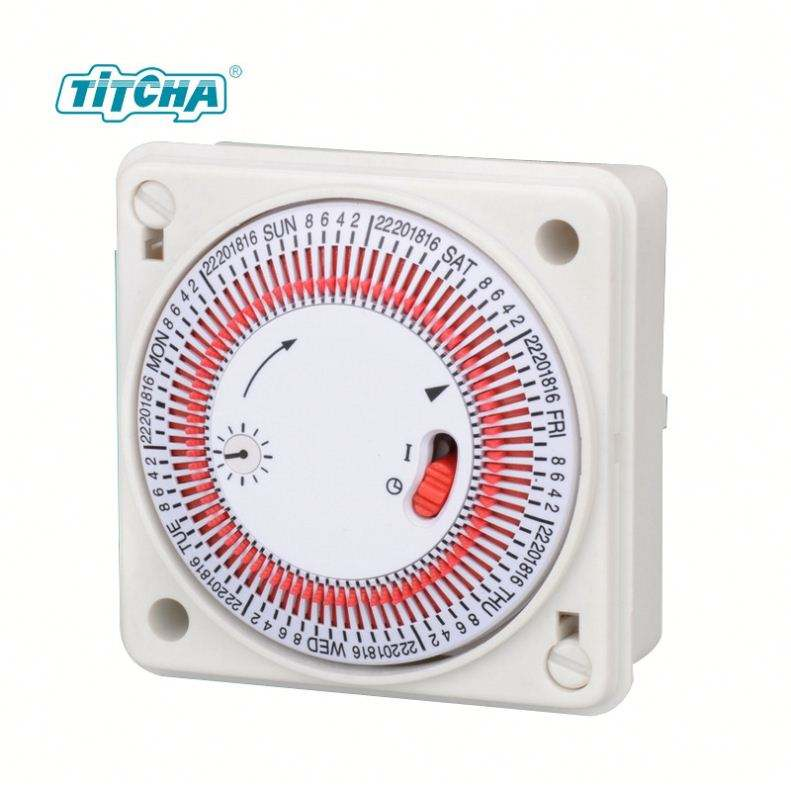 Factory sale more attractive price colorful plastic fruit mechanical timer
