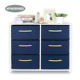 Graphic Customization [ Storage Cabinet Drawers ] Storage Drawer Cabinet Steel Frame Dresser Storage Tower Cabinet Home Organizer With Fabric Drawers Box