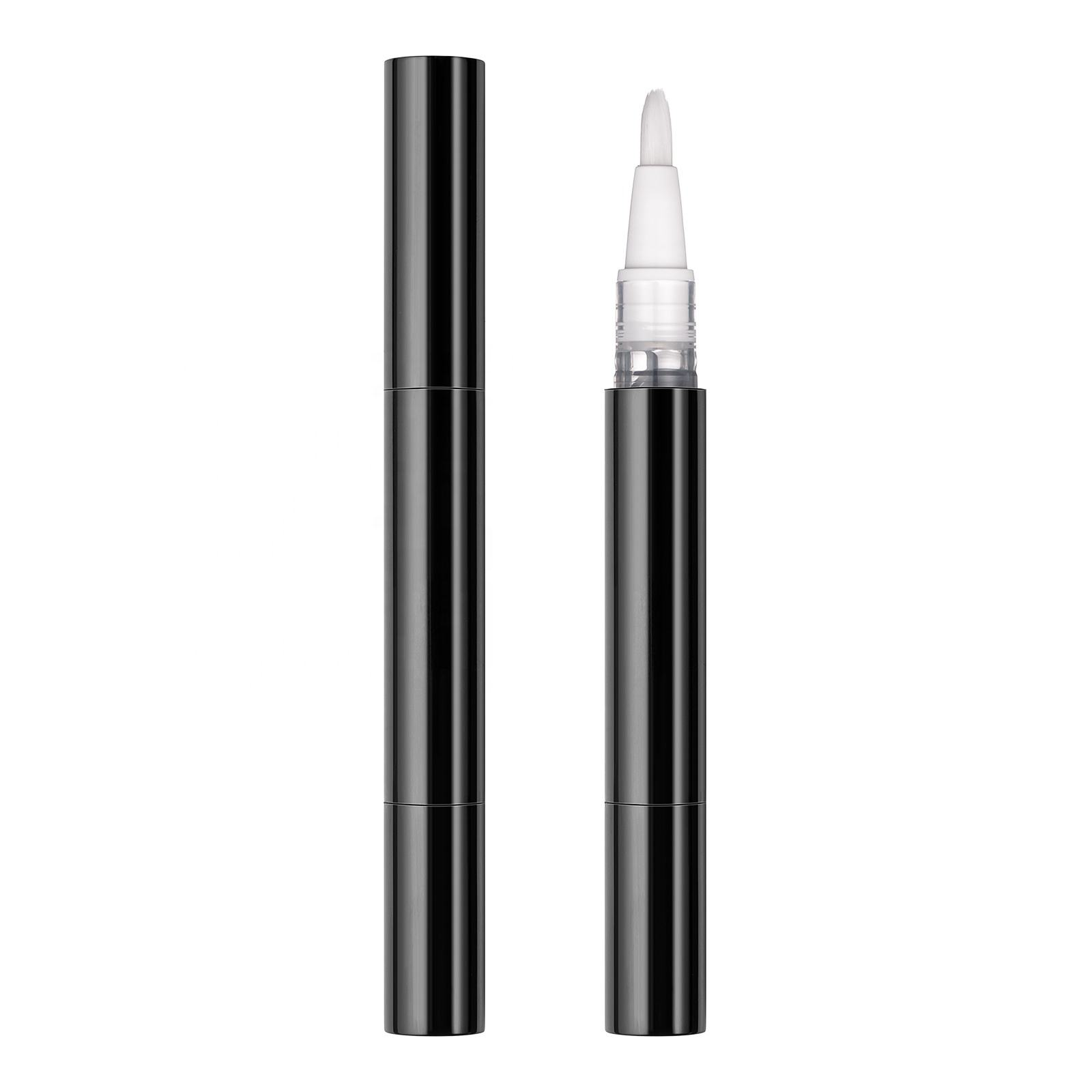 Tongwode 1 Black/Gold/Silver Rotary Teeth Whitening Gel Pen DIY Home Dentist for Instant Cleaning Tooth Stains Oral Hygiene