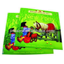 English story children board books printing service