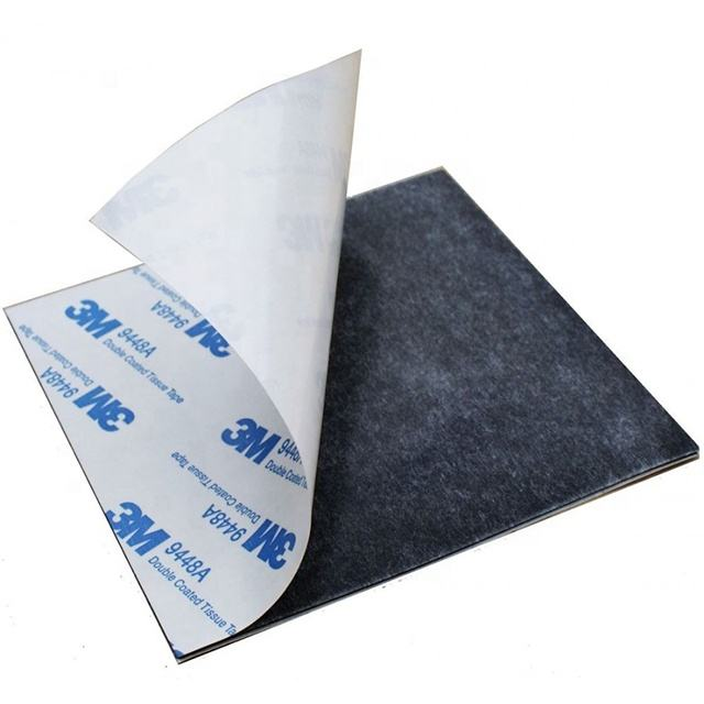 Custom Self Adhesive Solid/Foam Silicone Rubber Pad