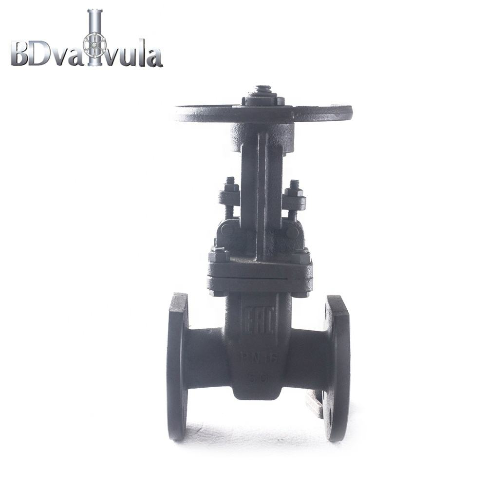Z41H16C carbon steel 20# PN16 GOST gate valve price