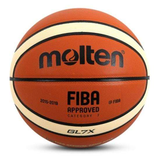 Hot Sales Wholesale Cheap Price Custom Molten GL7X Size7 Basketball Balls Pu Material