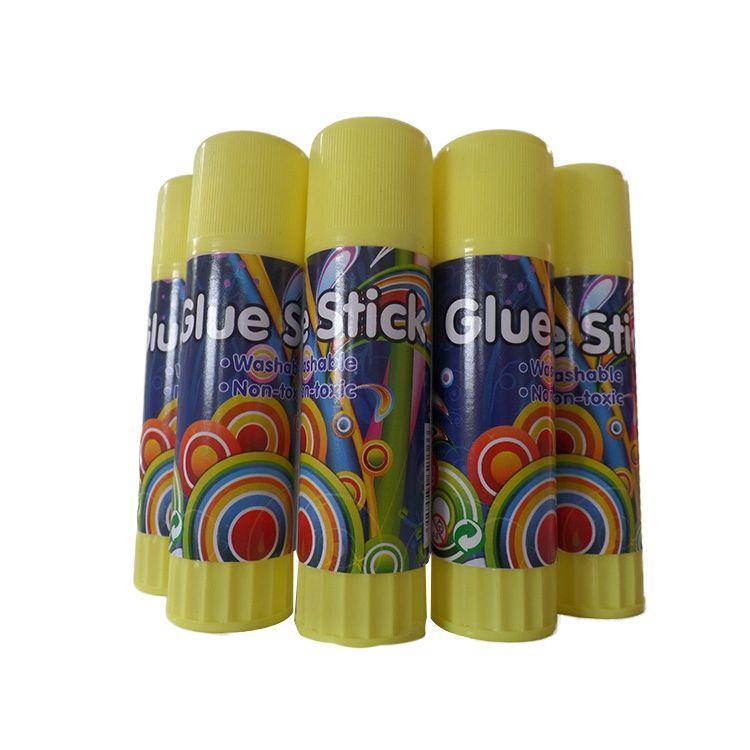 Non Toxic Pritt Raw Materials Transparent Glue Stick