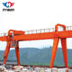 Hoist Gantry Crane Granite Gantry Cranes For Marble Electric Winch Hoist System Gantry Crane For Marble Granite Blocks