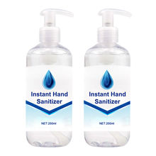 Hot sale 250ml Sanitizer Hand Gel of 50ml 100ml 500ml