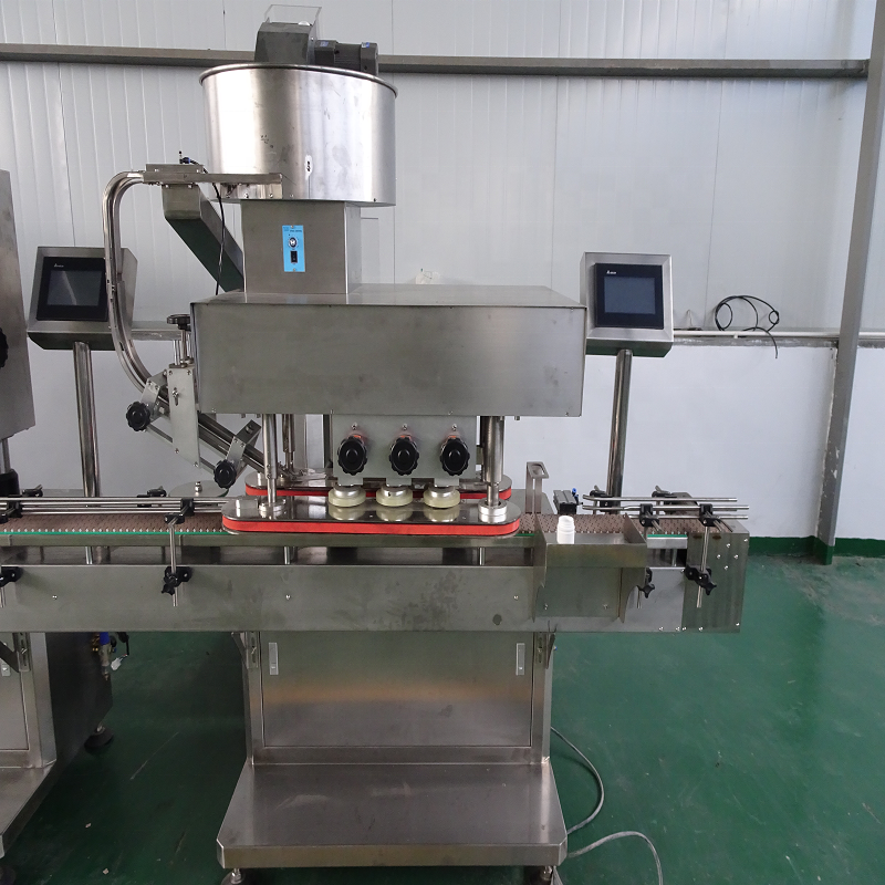 1 Year Warranty Bottle Cap Machine Machines Capping Machine Plastic Bottle Cap Sealing Machine Bottle Cap Machine Supplier Multi-Function Packaging Machines