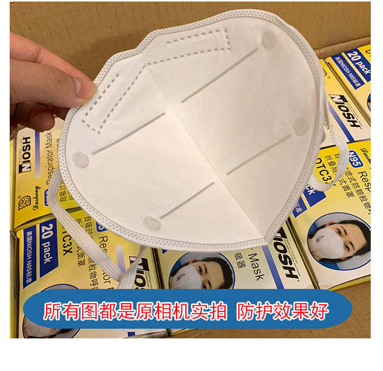 Good performance! Anti virus mask N95 high performance has FDA CE certification based on reasonable price