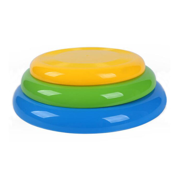 Bsci Audit Fabriek Kinderen Game Sport Outdoor Speelgoed Plastic Hond Flying Disc