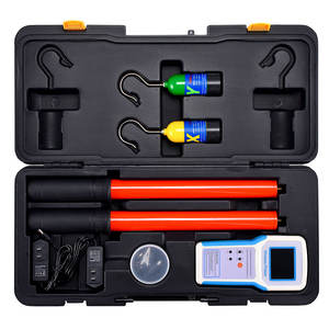 TAG-8000 wireless Non Contact AC High Voltage Phase Tool Phasing Sticks Tester HV Phase Detector