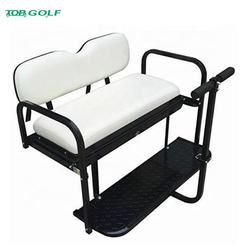 Golf cart Rear Flip Seat Kit for Club Car