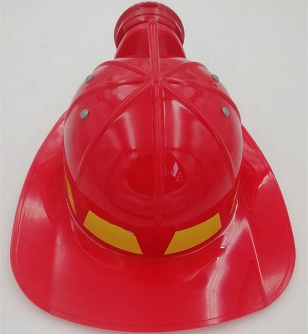Children's toy helmet with lights