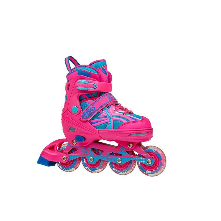 promote cheap children's sports roller skates shoes Customized wholesale inline design roller skates