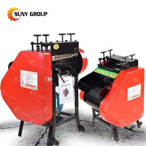 1.5-38mm Single Peeler Scrap Copper Wire Stripping Machine Recycling Cable Peeling Machine