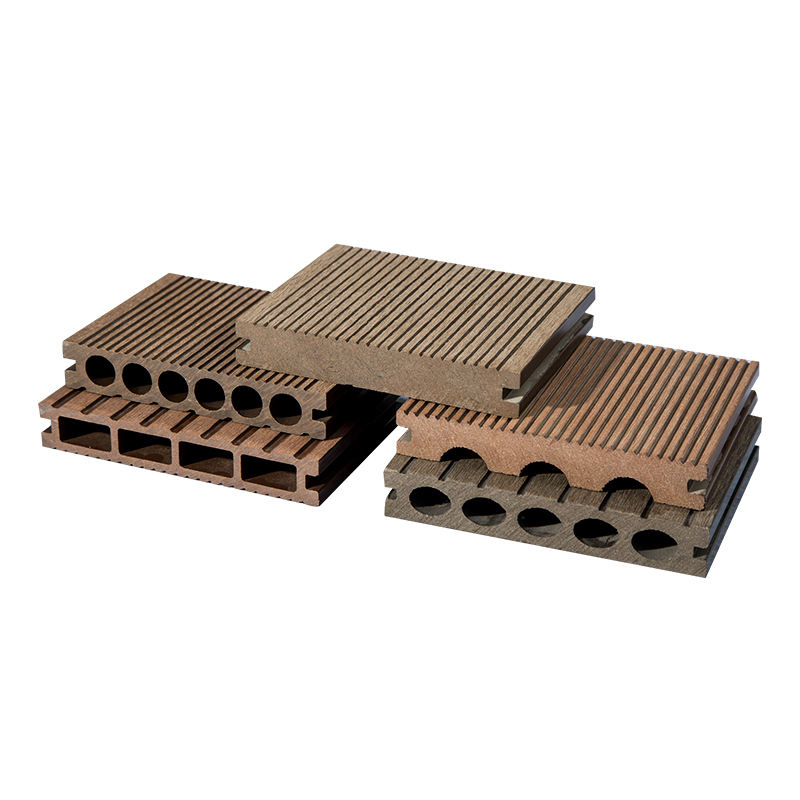 WPC decking outdoor flooring ,Wooden Grain Wood and Plastic Garden WPC Board/Flooring Laminate
