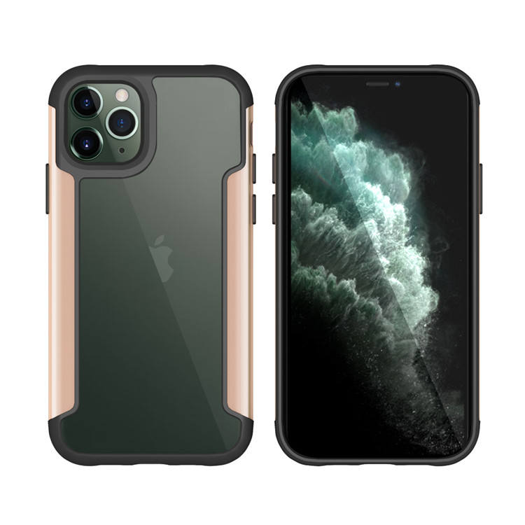 Voor Iphone X Case, hoge Kwaliteit Firm Metalen Bumber Hard Pc Tpu 3 In 1 Telefoon Case Cover Voor Iphone 11 Pro Max Xr xs Max 6 7 8 Plus
