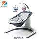 2019 Intelligent musical electric shaking baby swing cradle infant rocker chair Baby jump chair with music