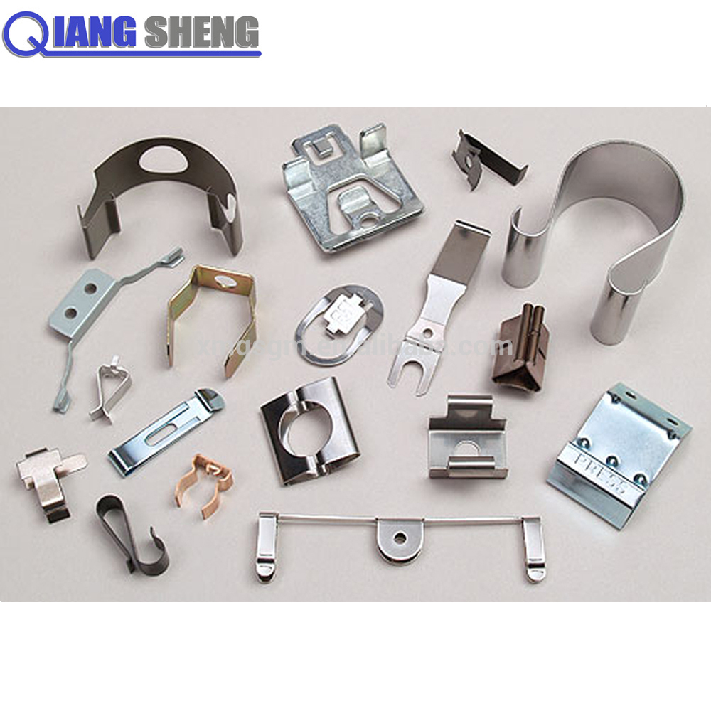 Custom Made Progressive Precision Fabrication Bending Stainless Steel Aluminum Brass Hardware Metal Blanks Stamping Parts