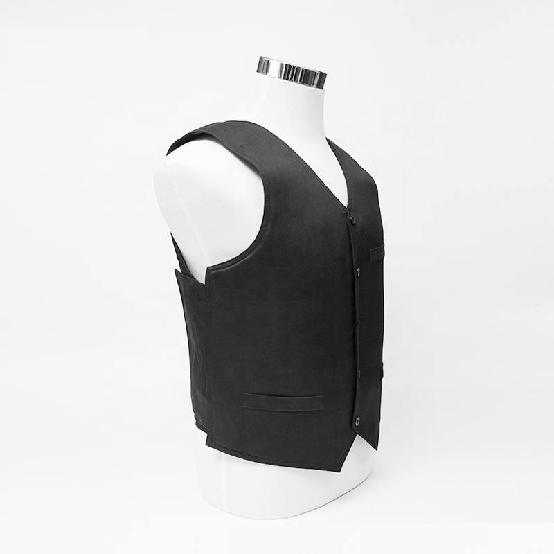 Level IIIA Soft Body Armour Bulletproof Lightweight VIP Vest