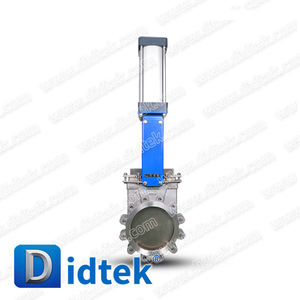 Chinese Manufacture ISO 5208/MSS SP-81 Trade Assurance Knife Type Gate Valve