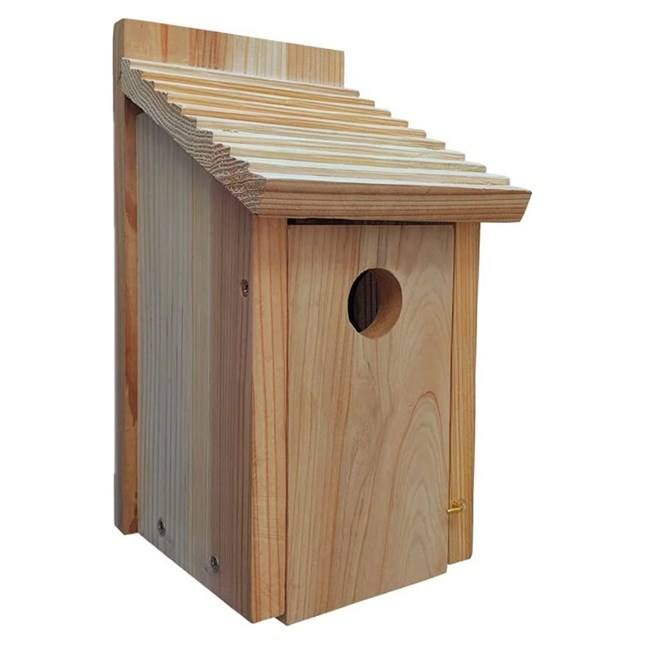 High Quality Solid Wood Birdhouse, Weatherproof Bird House