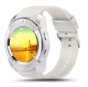 black friday V8 smart band watch waterproof v8 smart watch smartwatch with Camera