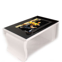 32 42 43 49 55 inch digital interactive smart touch screen lcd coffee bar table with computer for restaurant kids game